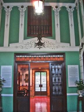 Fachada principal Casa-Museo Benlliure Valencia