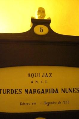 Catacumbas catedral Oporto