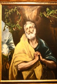 Retrato Domenico Theotocopoulos El Greco Toledo