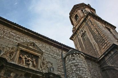 Picado Convento Bernardas Jaén