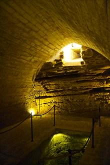Confirmacion de fe en la Sinagoga del Agua