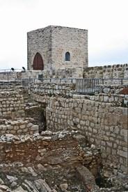 Construccion defensiva cristiano medieval