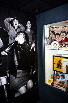 Fans Beatles Museo The Bleatles Story Liverpool
