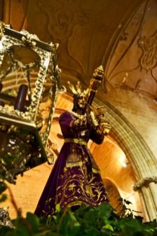 Escultura Semana Santa Jesucristo El Salvador Úbeda Jaén