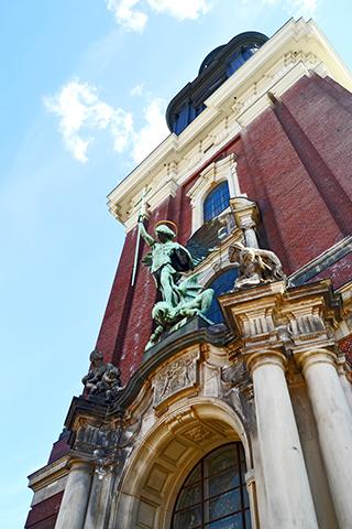 Die wahren Heiligen St Michaelis