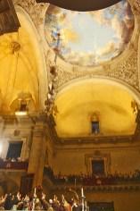 Imagen aleluya Misteri de Elche Basílica Santa María