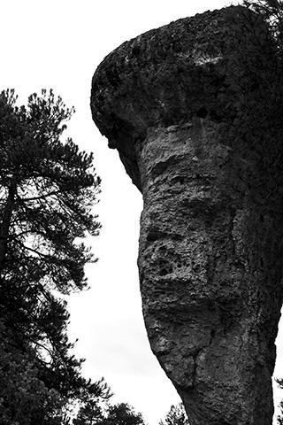 Gran piedra Tormo tumba Viriato Ciudad Encantada