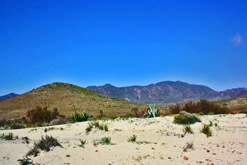 El paraiso particular de caminar por sus playas declaradas Parque Natural