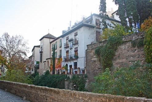 Paseo de los Tristes Granada