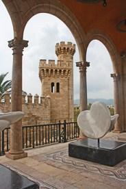 Escultura contemporánea Palau March Palma Mallorca