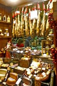 Productos alimentación gourmet jamones quesos tienda Toledo