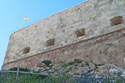 Fuerte de Navidad defendiendo la bahia cartagenera
