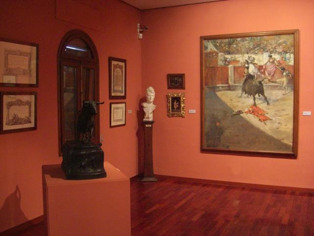 Galería arte cuadros Casa Museo Benlliure Valencia