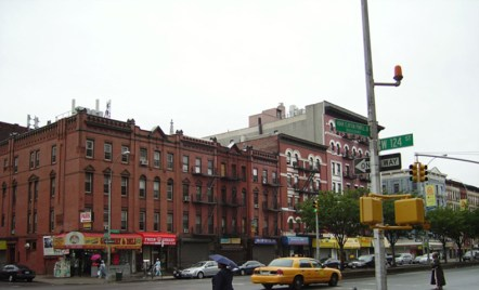 Harlem 124th Street Nueva York