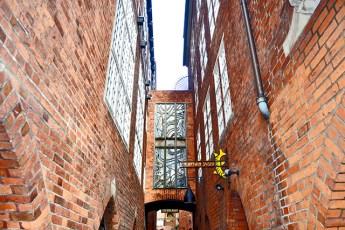 Detalles Art Decó calle Bottcherstrase centro Bremen