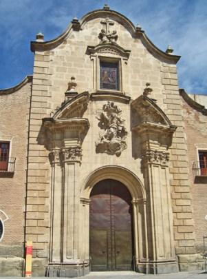 Iglesia Santa Eulalia Rococó Barroco Murcia