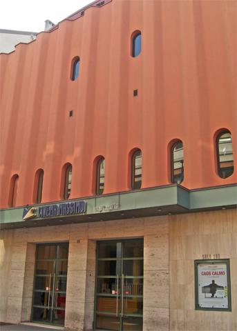 Entrada Cine Massimo Turín