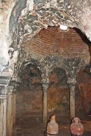 Interior dels Banys Arabs