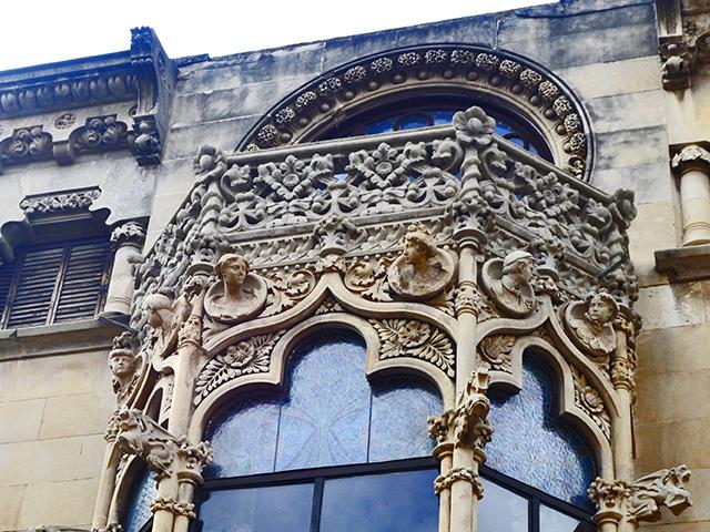 La Casa Navas com millor referencia del Modernisme europeu per Lluis Domenech i Montaner
