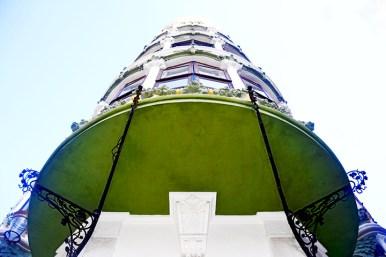 La Casa del Principede Jeronimo Arroyo da aires de modernismo catalan a Recoletos