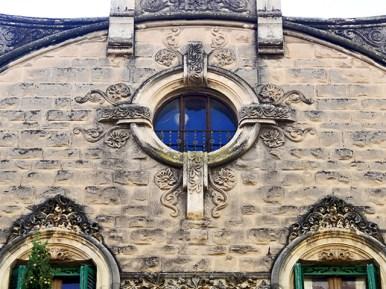 Fachada Art Nouveau Casa Grau Reus