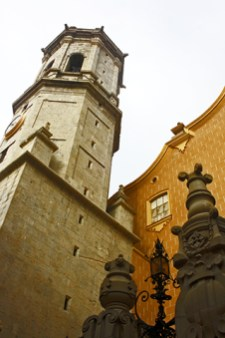 Torre Basílica San Pascual Vila-Real Castellón