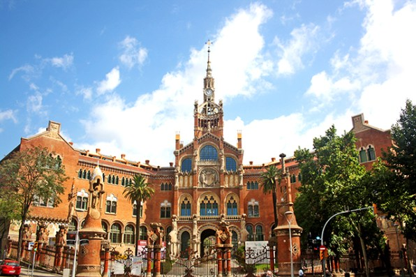 Lluis Domenech i Montaner sabia que el modernisme catala podia traduir-se en bellesa hospitalaria
