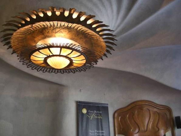 Llum a la Casa Batllo