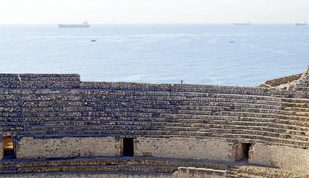 Magnificament situat i saludant al Mediterrani