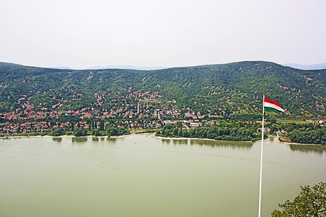 Estrecho Danubio Visegrád