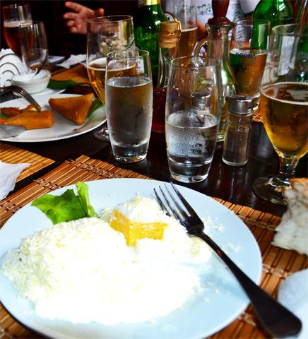 Polenta restaurante Brasov Rumanía