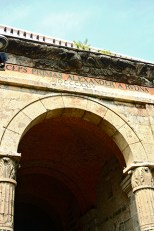 Restos murallas basílica Esztergom Hungría
