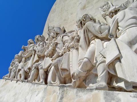 Monumento a los Descubridores Belén Lisboa