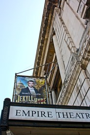 Jekyll and Hyde Empire Theatre Liverpool