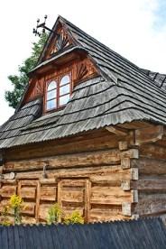 Casa madera Zakopane Polonia