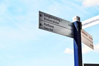 Punkte des Interesses fur grobe Touristen und Reisende am besten in der Mitte der Stadt