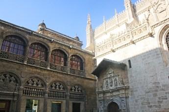 Remates decoración Catedral Capilla Real Granada