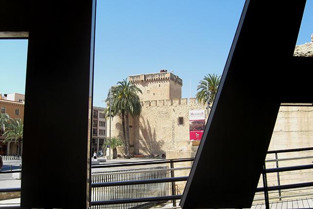 Palacio de Altamira Museo Arqueológico MAHE Elche