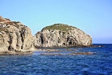 Rodalquilar tambien presume de calas y playas de ensuenyo en el Cabo de Gata