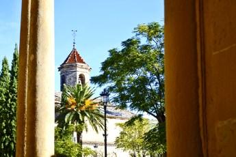 San Pablo como Monumento Historico Nacional desde 1926 visto desde las Antiguas Casas Consistoriales