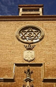 Fachada sinagoga Castellón de la Plana