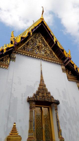 Trono Dusit templo Palacio Real Bangkok