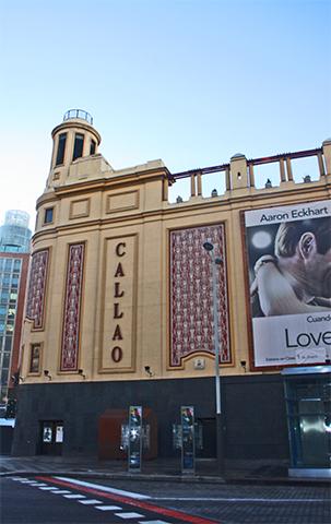 Sus cines dan nombre a la emblematica plaza
