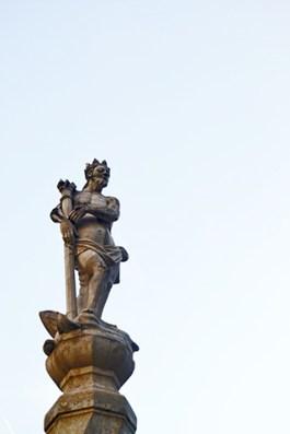 Escultura Jesús Modernismo Reus