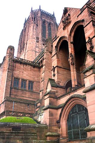Iglesia anglicana diocesana Liverpool