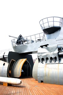 Destructor U-534 puerto Liverpool