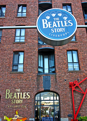 Entrada Museo The Beatles Story Liverpool