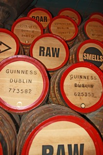 The real gold of Guinness Storehouse