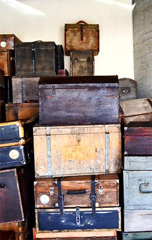 Maletas Museo Alemán Emigración Bremerhaven