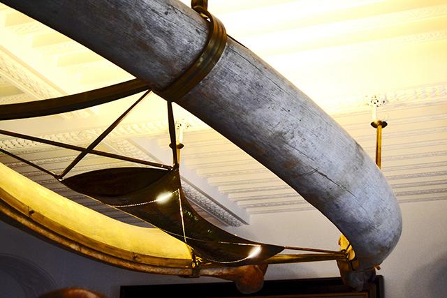 Cuerno mamut techo ayuntamiento Bremen Alemania